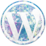 Colorful WordPress Logo