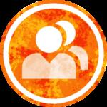 Textured BuddyPress Logo